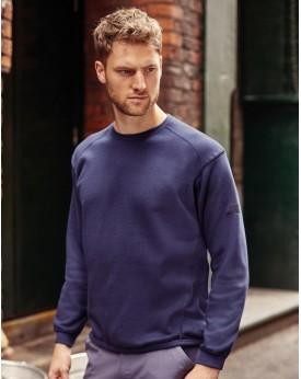 Vêtement de travail Set-In Sweatshirt - Vêtement de travail Personnalisé avec marquage broderie, flocage ou impression. Gross...