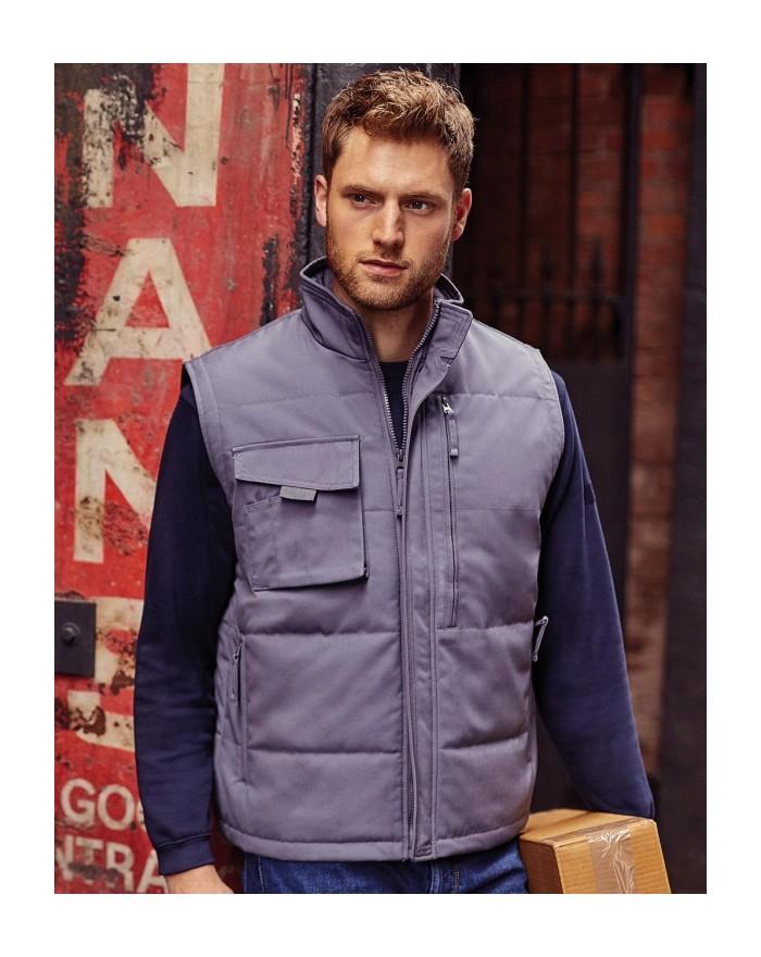 Vêtement de travail Bodywarmer - Vêtement de travail Personnalisé avec marquage broderie, flocage ou impression. Grossiste ve...