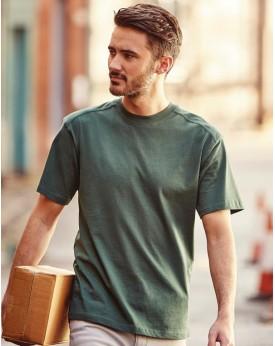 T-Shirt Vêtement de travail Ras de Cou - Tee-shirt Personnalisé avec marquage broderie, flocage ou impression