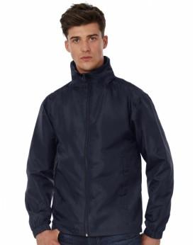 Veste Coupe Vent ID.601 Mi-saison doublure tricot thermique, windproof et water-repellent  - Veste Personnalisée avec marquag...