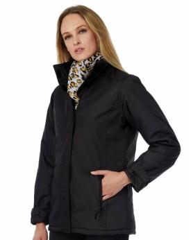 Veste Real+/Femme Heavy Weight coupe-vent et imperméable - Veste Personnalisée avec marquage broderie, flocage ou impression....