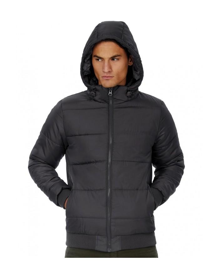 Veste Superhood/Homme Coupe-vent et water repellent - Veste Personnalisée avec marquage broderie, flocage ou impression. Gros...