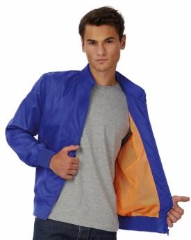 Veste Trooper/Homme Coupe-vent et water repellent  - Veste Personnalisée avec marquage broderie, flocage ou impression. Gross...