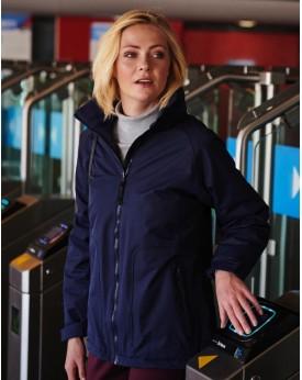 Veste Femme Hudson intérieur polaire, extérieur Waterproof Hydrafort - Veste Personnalisée avec marquage broderie, flocage ou...