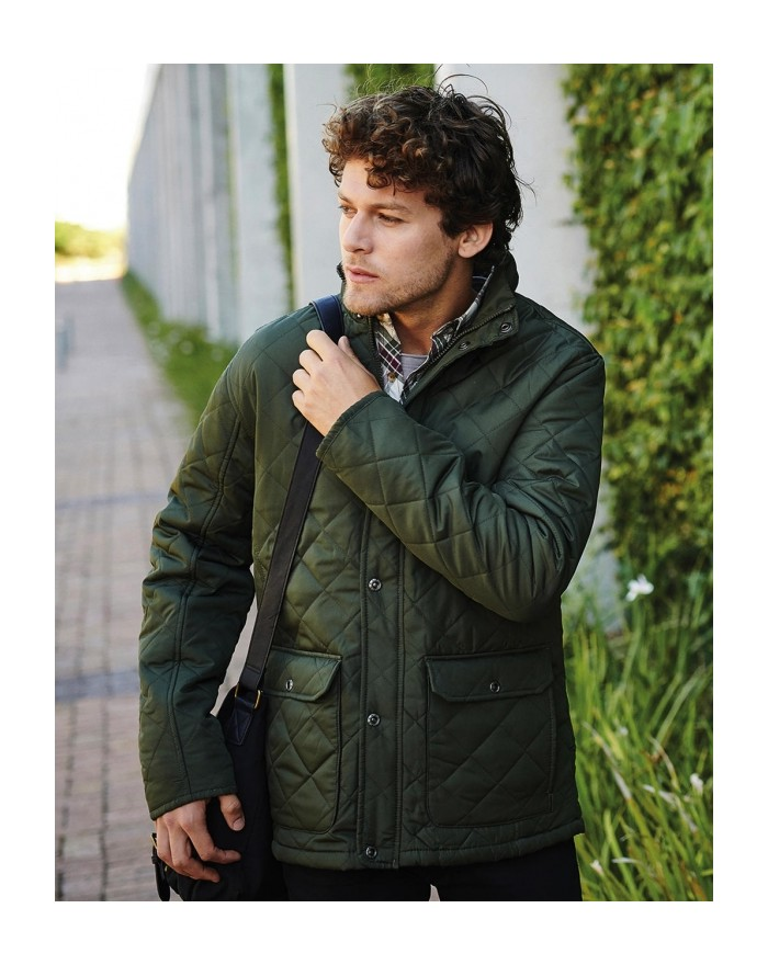 Veste Tyler 160 g/m² d'ouate isolante, Isolation thermo-Garde - Veste Personnalisée avec marquage broderie, flocage ou impres...
