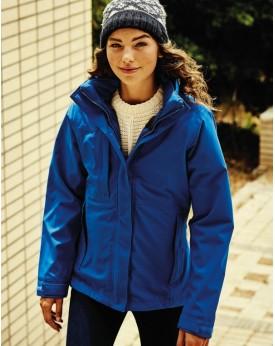 Veste Femme Kingsley 3-in-1 Doublure, Waterproof et respirant, Finition hydrofuge durable - Veste Personnalisée avec marquage...