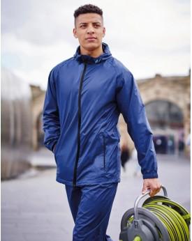 Veste Léger Pro Pack Away respirant, Finition déperlante, coupe-vent - Veste Personnalisée avec marquage broderie, flocage ou...