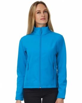 Veste Softshell ID.701/Femme Résiste au vent et water repellent  - Veste Softshell Personnalisée avec marquage broderie, floc...