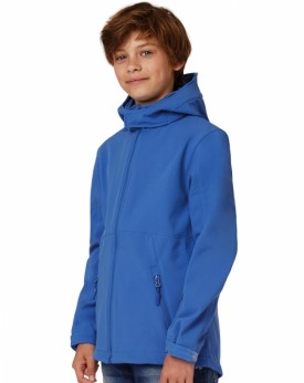 Softshell à Capuche Enfant Enfants