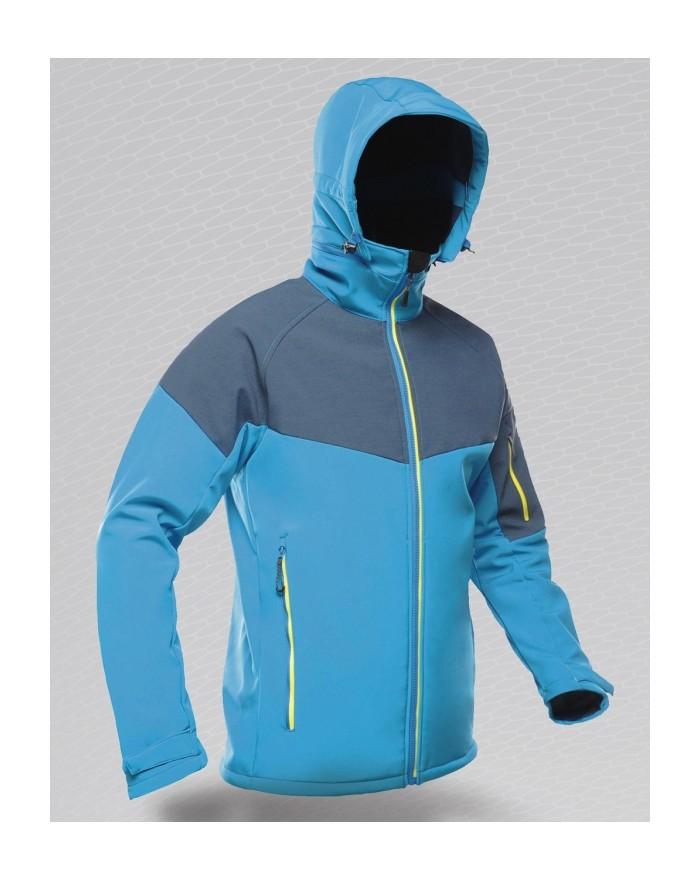 Softshell Dropzone II imperméable et respirant, Finition déperlante durable, Séchage rapide et coupe-vent - Veste Softshell P...