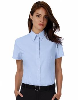 Oxford SSL/Femme Chemise Chemises & vêtements d'entreprise