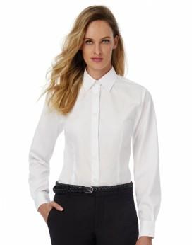 Smart LSL/Femme Poplin Chemise Chemises & vêtements d'entreprise