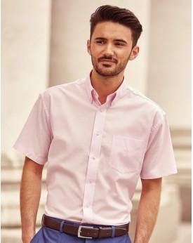Chemise Oxford MC Chemises & vêtements d'entreprise