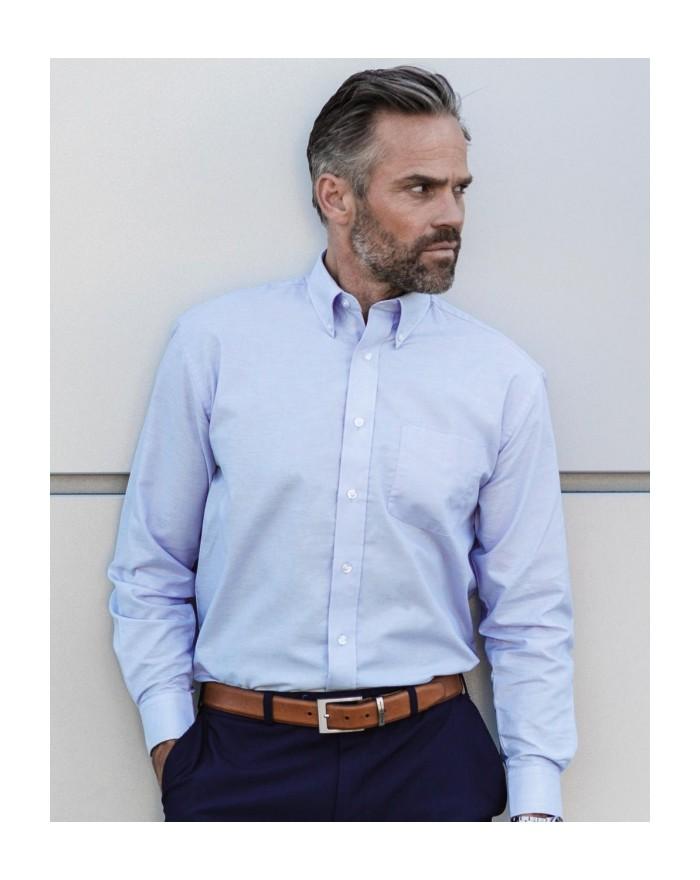 Chemise Oxford ML Chemises & vêtements d'entreprise