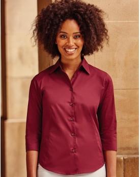 Chemise Stretch LS 3/4 Arm Chemises & vêtements d'entreprise