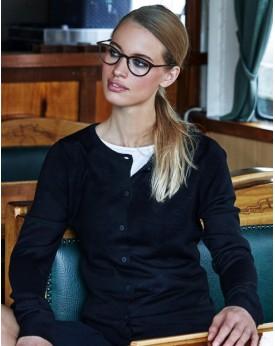 Femme Cardigan Chemises & vêtements d'entreprise