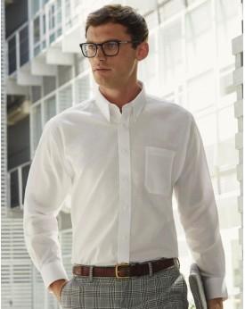 Chemise Oxford Manches Longues Chemises & vêtements d'entreprise