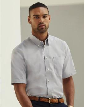 Chemise Oxford Fruit MC Chemises & vêtements d'entreprise