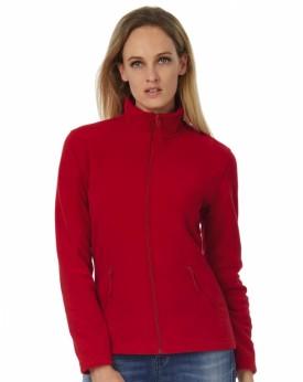Polaire ID.501/Femme Micropolaire Full Zip - Veste Polaire Personnalisée avec marquage broderie, flocage ou impression. Gross...
