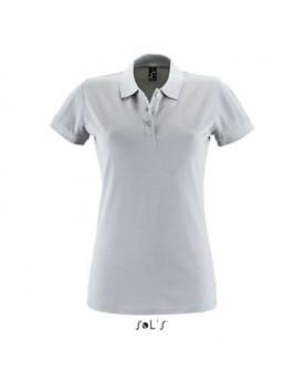 Polo Femme PERFECT - Polo Personnalisé avec marquage broderie, flocage ou impression. Grossiste vetements vierge à personnali...