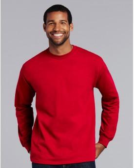 T-Shirt Ultra Coton Adulte Manches Longues - Tee shirt Personnalisé avec marquage broderie, flocage ou impression. Grossiste ...