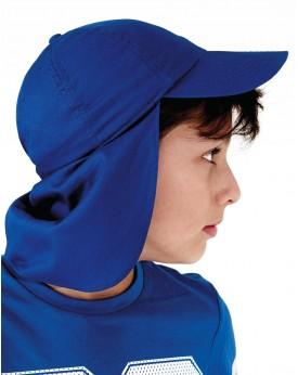 Casquette légionnaire enfant - Casquette Personnalisée avec marquage broderie, flocage ou impression. Grossiste vetements vie...