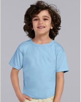 Heavy Coton Enfant T-Shirt - Vêtements Enfant Personnalisés avec marquage broderie, flocage ou impression. Grossiste vetement...