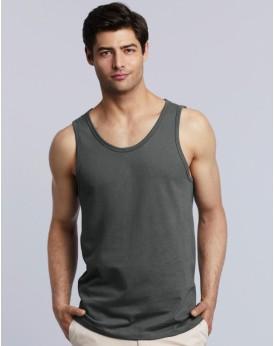 Débardeur Top Adulte Jersey semi-peigné - Tee-shirt Personnalisé avec marquage broderie, flocage ou impression. Grossiste vet...