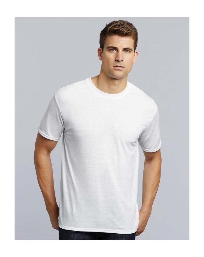 T-Shirt Adulte pour Sublimation - Tee shirt Personnalisé avec marquage broderie, flocage ou impression. Grossiste vetements v...