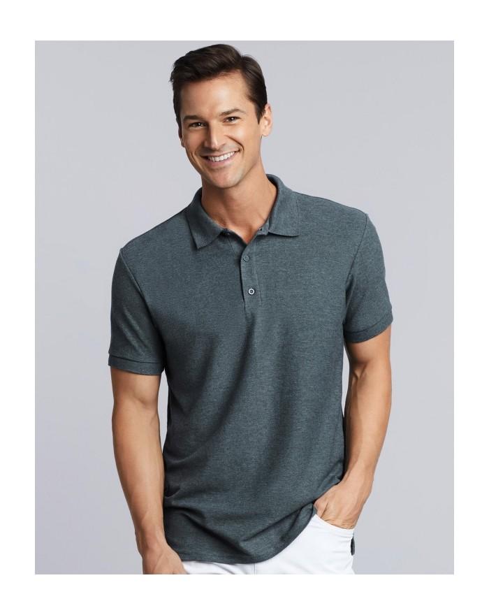 Polo Premium Coton Double Piqué - Polo Personnalisé avec marquage broderie, flocage ou impression. Grossiste vetements vierge...