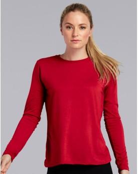 T-Shirt respirant Performance Adulte LS - Vêtements de Sport Personnalisés avec marquage broderie, flocage ou impression. Gro...