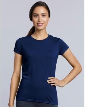 T-Shirt respirant Performance Femme - Vêtements de Sport Personnalisés avec marquage broderie, flocage ou impression