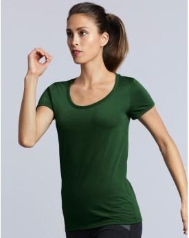 T-shirt respirant Femme Performance basique - Vêtements de Sport Personnalisés avec marquage broderie, flocage ou impression....