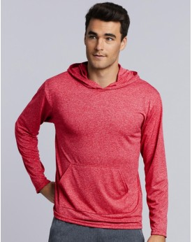 Performance® Adulte À Capuche T-Shirt Sports