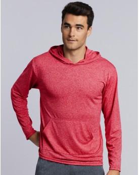 T-shirt respirant Adulte Performance à capuche - Vêtements de Sport Personnalisés avec marquage broderie, flocage ou impressi...