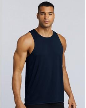 Débardeur respirant Performance Singlet - Vêtements de Sport Personnalisés avec marquage broderie, flocage ou impression. Gro...