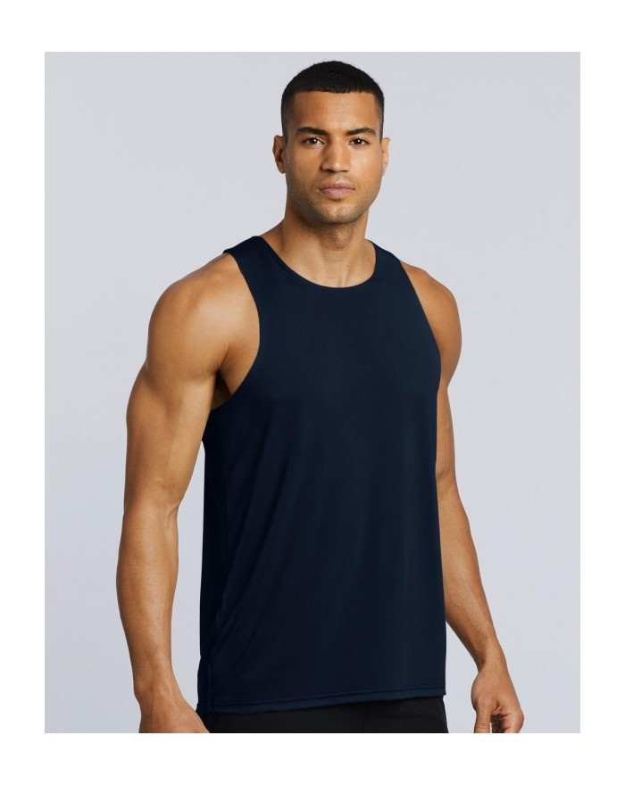 Performance® Adulte Singlet Sports