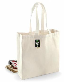 Fairtrade Coton Classic Sac Shopping - Bagagerie Personnalisée avec marquage broderie, flocage ou impression. Grossiste vetem...