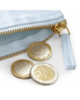 Trousse EarthAware Organique Spring Purse - Bagagerie Personnalisée avec marquage broderie, flocage ou impression. Grossiste ...