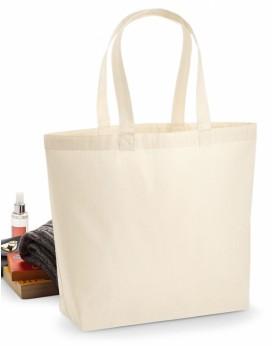 Premium Coton Maxi Tote - Bagagerie Personnalisée avec marquage broderie, flocage ou impression. Grossiste vetements vierge à...