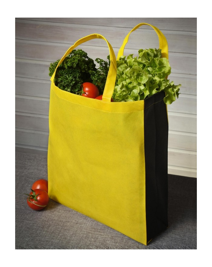 Contrast Sac Shopping SH - Bagagerie Personnalisée avec marquage broderie, flocage ou impression. Grossiste vetements vierge ...