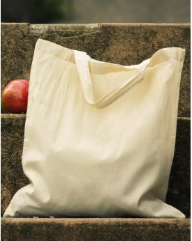 Sac Shopping Organic Coton SH - Bagagerie Personnalisée avec marquage broderie, flocage ou impression. Grossiste vetements vi...