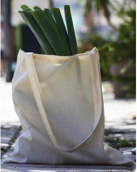 Popular Organic Coton Sac Shopping LH