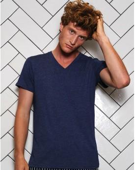 V Triblend/Homme T-Shirt Tee-shirts