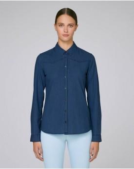 Stella Inspires Denim STWW072 Chemises & vêtements d'entreprise