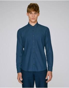 Stanley Innovates Denim STWM572 Chemises & vêtements d'entreprise