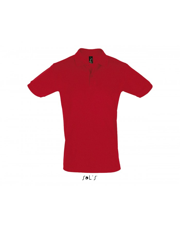 Polo Homme PERFECT - Polo Personnalisé avec marquage broderie, flocage ou impression. Grossiste vetements vierge à personnali...