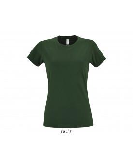 T-shirt Femme IMPERIAL - Tee-shirt Personnalisé avec marquage broderie, flocage ou impression. Grossiste vetements vierge à p...