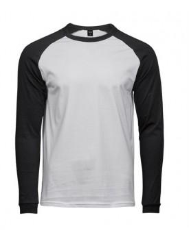 Baseball T-Shirt Long Manche