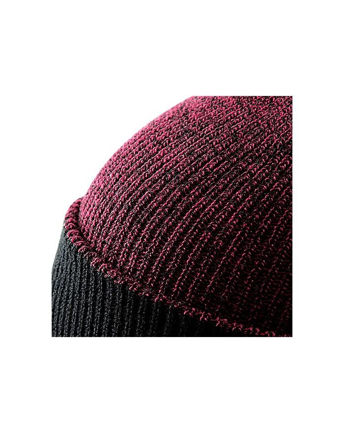 Bonnet Reversible Heritage - Casquette Personnalisée avec marquage broderie, flocage ou impression. Grossiste vetements vierg...